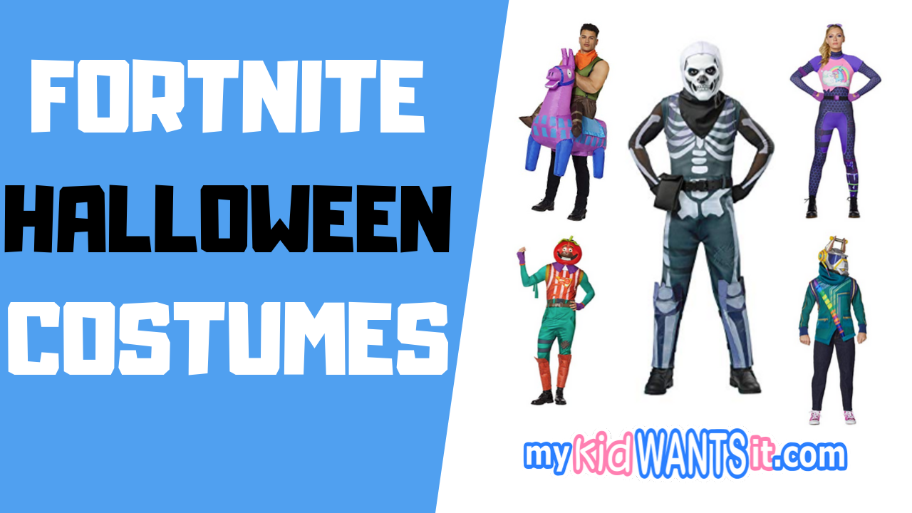 Fortnite Costumes for Kids and Adults