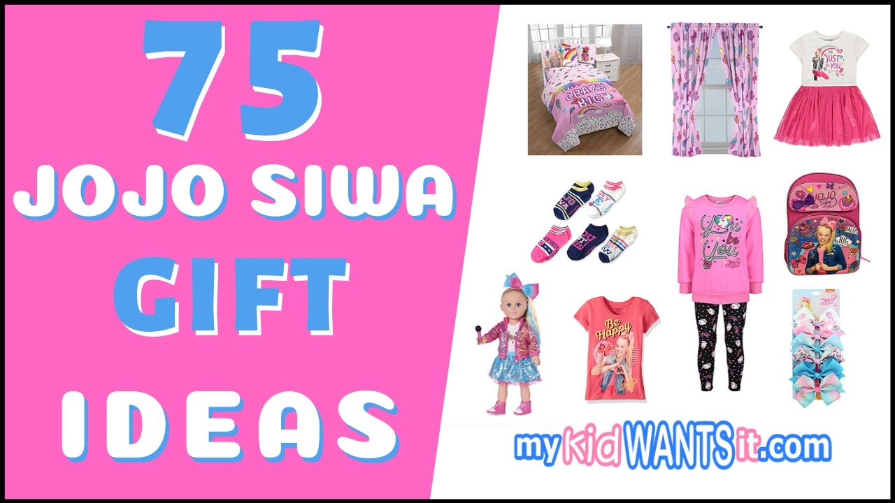 Jojo Siwa Presents and Gifts
