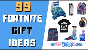 99 Best Fortnite Gift Ideas – Christmas and Birthday Presents for Fortnite Gamers!
