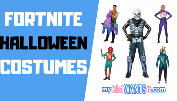 Fortnite Halloween Costumes for Kids and Adults
