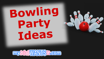 Bowling Party Ideas! Throw a Striking Birthday Party with this Planning Guide!