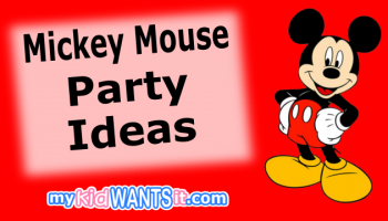 Mickey Mouse Party Ideas! A Magical Birthday Planning Guide!
