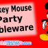 35+ Mickey Mouse Party Cake and Cupcake Toppers – Decorate Your Birthday Cake with One of These!