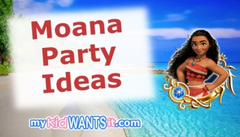 Moana Party Ideas! Sail Across the Sea with this Birthday Party Planning Guide!