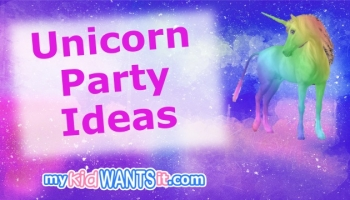 Unicorn Party Ideas! A Magical Birthday Planning Guide!