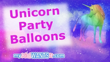 39+ Unicorn Party Balloons – Must Have Birthday Balloons!