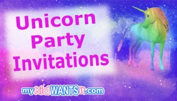 21+ Unicorn Party Invitations – Birthday Guests Will Love These!